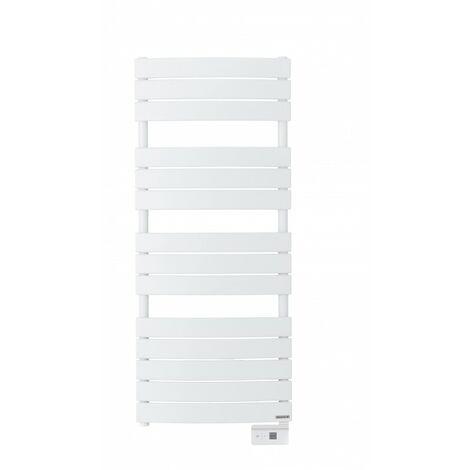 Radiateur sèche-serviettes électrique Riviera - 750W - Blanc granit