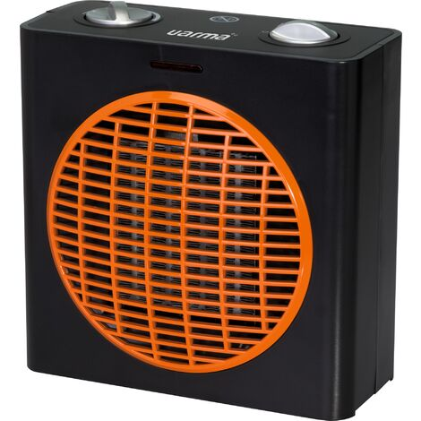 Radiateur soufflant céramique cube avec ventilation froide Varma