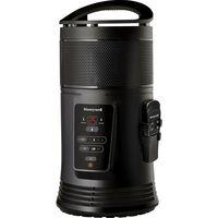 Radiateur soufflant Honeywell AIDC HZ445E4 22 m² noir 1 pc(s)
