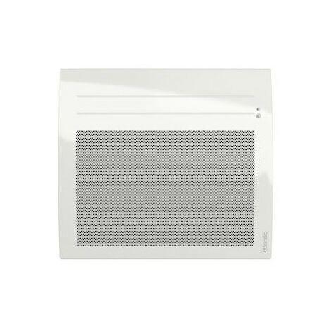 Radiateur Tatou Atlantic connecté 750W blanc - Blanc - 540 x 470 x 120