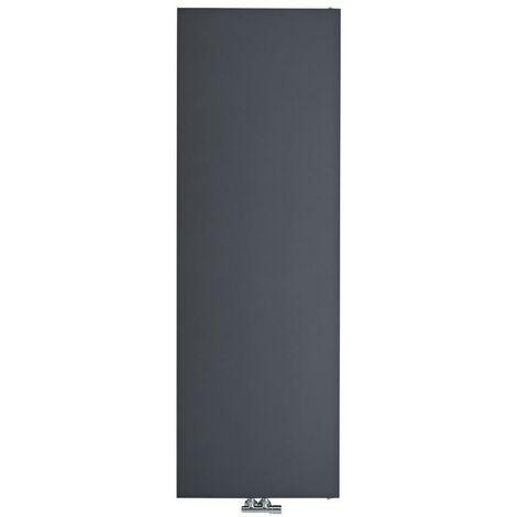 Radiateur Vertical Design Plat – Anthracite – 180 x 60cm – Rubi