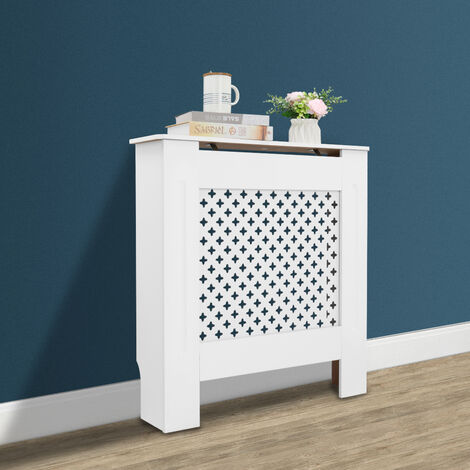 Radiator Cover Slatted Grill Slats Grill Cabinet - Different colours