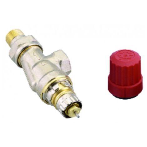 Radiator valves and fittings - Reverse angle valve body RA-N