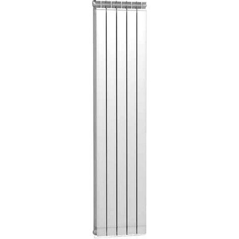 Radiatore alluminio Fondital Garda Dual interasse 1800 mm altezza 1866 mm