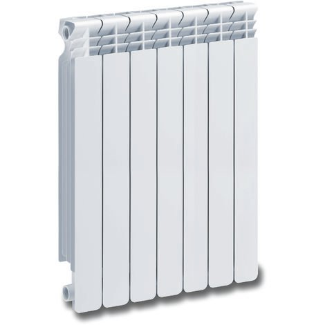Radiatore alluminio HELYOS EVO Bianco lucido