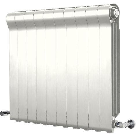 Radiatore alluminio OTTIMO Bianco lucido