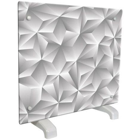 Radiatore decorativo Design Prisma Chemin Arte efydis 114