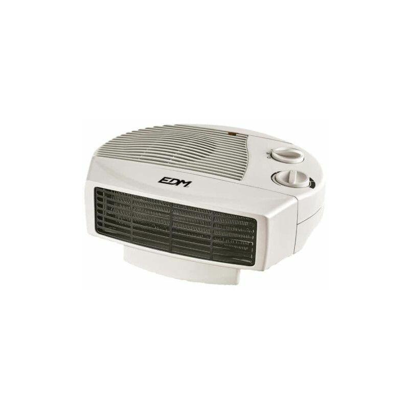 Radiatore soffiatore EDM 2000W 29x24x12cm 07200