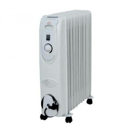 Radiatore termosifone ad olio 9 elementi ra2809