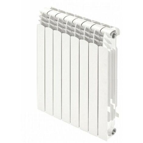 Radiatore Termosifone in alluminio Ferroli PROTEO HP 700 da 4 a 10 elementi interasse 600 mm Interasse 600 - 6 elem