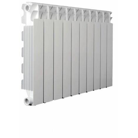 Radiatore Termosifone in alluminio Fondital CALIDOR SUPER B4 da 3 a 10 elementi interasse 700 mm Interasse 700 - 9 elem