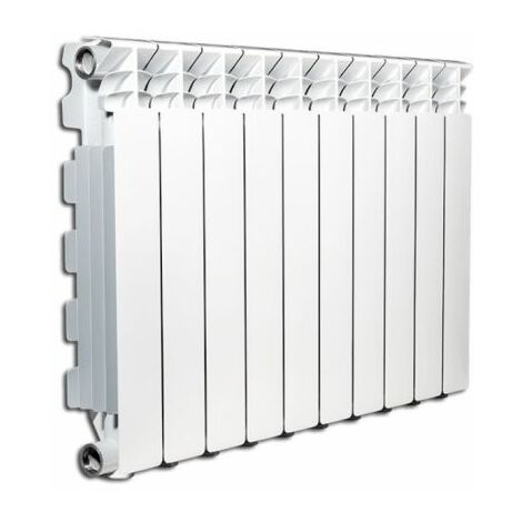 Radiatore Termosifone in alluminio Fondital EXCLUSIVO B3 da 3 a 10 elementi interasse 700 mm Interasse 700 - 9 elem