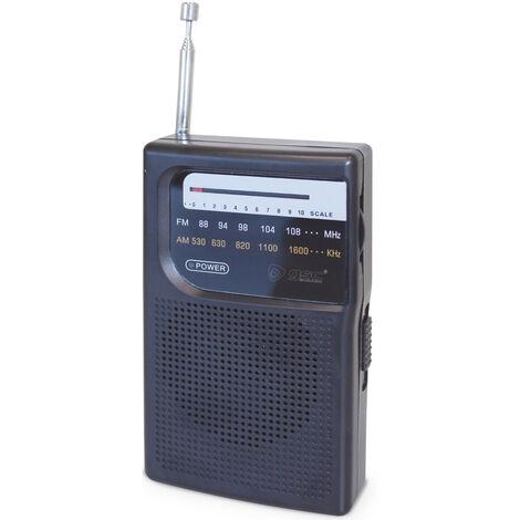 Radio analógica portátil AM/FM (GSC 2402596)