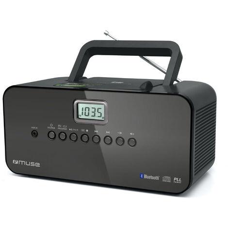 radio cd avec bluetooth - m22bt - muse