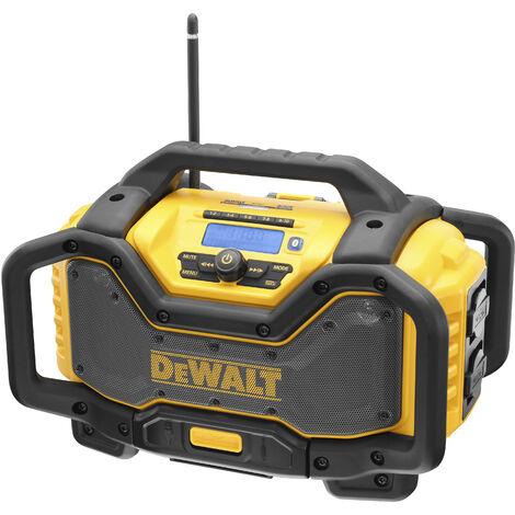 Radio-chargeur DEWALT Multi Voltage 18/54V - Sans batterie, ni chargeur - DCR027