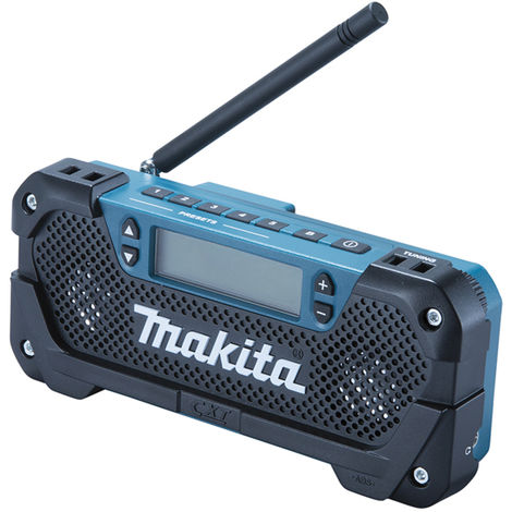 MAKITA Radio de chantier 12V solo - DEAMR052