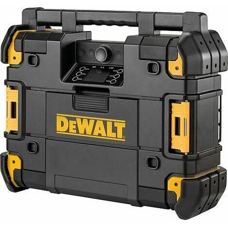 Radio de chantier DeWALT® DWST1-81078, compatible avec le système T-STAK DeWALT®