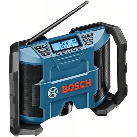 Radio de chantier GML 10.8 V-LI BOSCH 0601429200