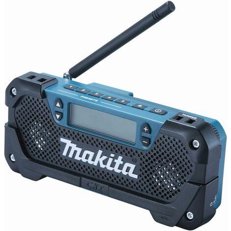 Radio de chantier MAKITA 12V sans batterie ni chargeur DEAMR052