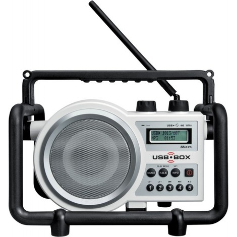 Radio de chantier UsbBox USB-EU
