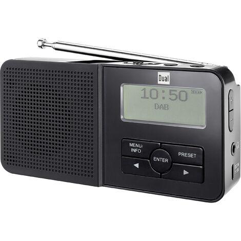 Radio de poche Dual DAB 5 noir S505751