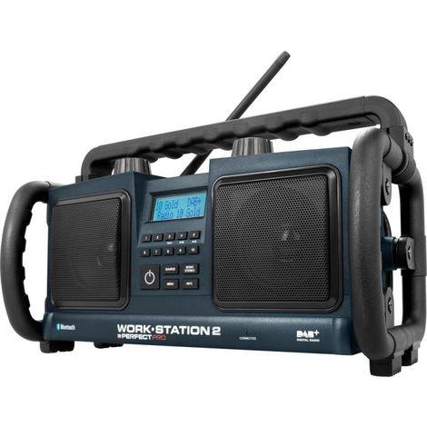 Radio de travail Workstation WS2BT