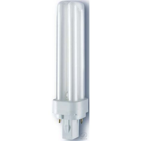 Radium Lampenwerk Kompakt-Leuchtstofflampe RX-D 13W/840/G24D