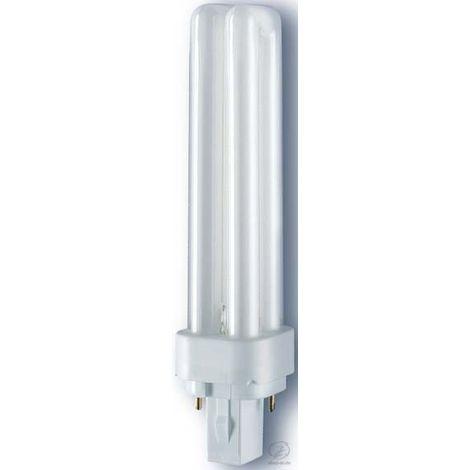Radium Lampenwerk Kompakt-Leuchtstofflampe RX-D 18W/840/G24D