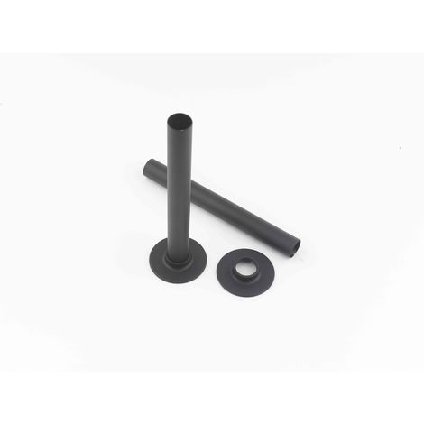 Rads 2 Rails Black Pipe Sleeve With Bezels