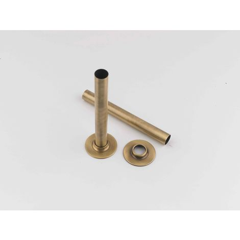 Rads 2 Rails Satin Pipe Sleeve With Bezels