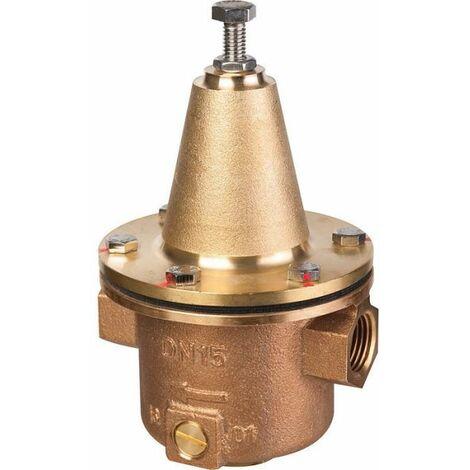 Réducteur de pression Desbordes 10bis Femelle - Femelle 25bars réglage en aval 1 à 6bars