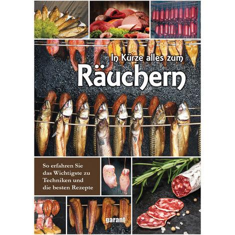 """Räucherbuch """"In Kürze alles zum Räuchern"""""""