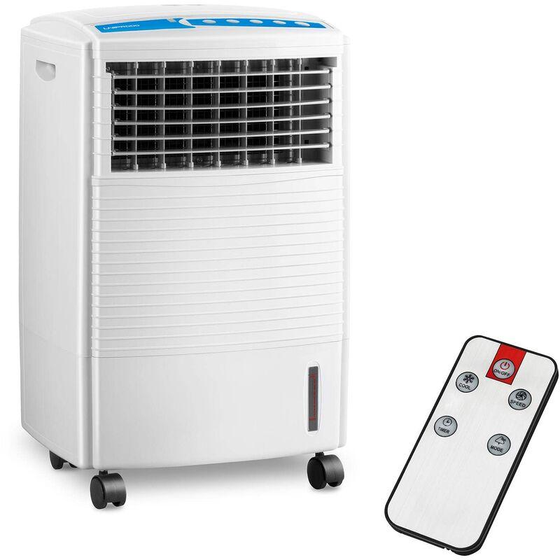 Uniprodo Raffrescatore Ad Acqua Portatile Raffrescatore Evaporativo Serbatoio 10 L 3 In 1