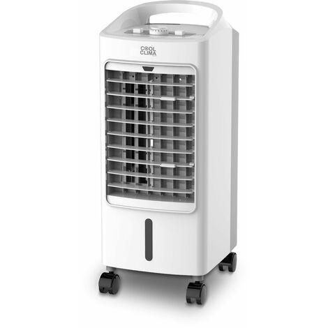 Rafraichisseur d'air 75W - 4 litres - Cool Clima