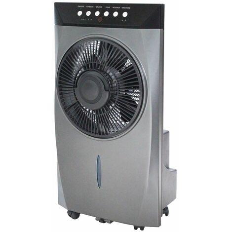 rafraichisseur d'air compact brumisateur + ventilateur - wcf-05r - kitchen chef