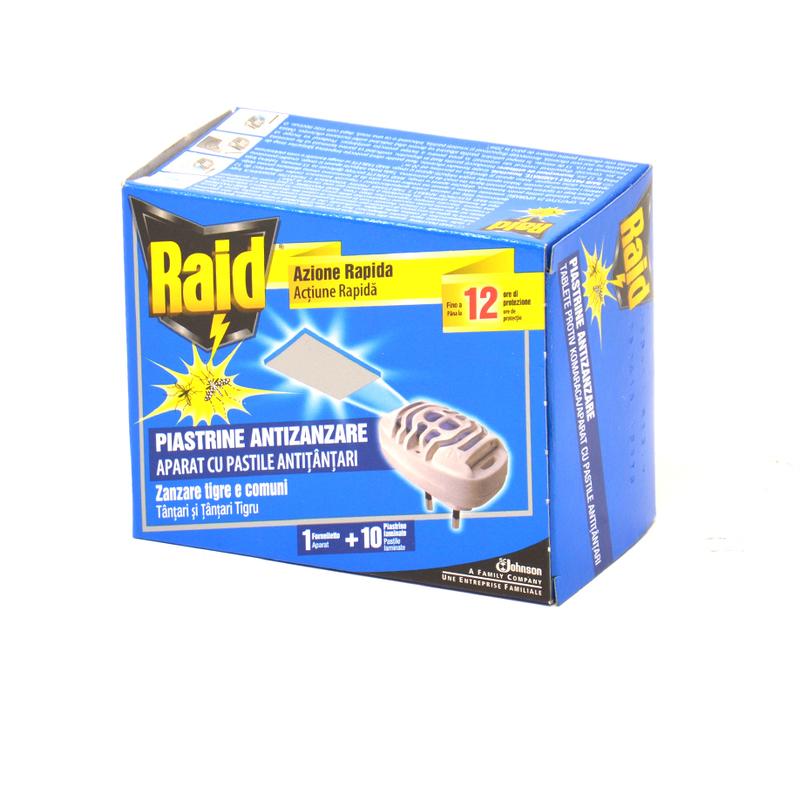 raid diffuseur lectrique anti moustiques plaquettes mural pour la maison 8002030140666. Black Bedroom Furniture Sets. Home Design Ideas