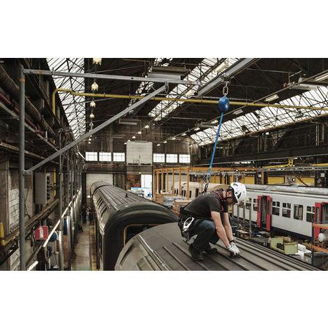 Rail Antichute pour la maintenance (plusieurs tailles disponibles)