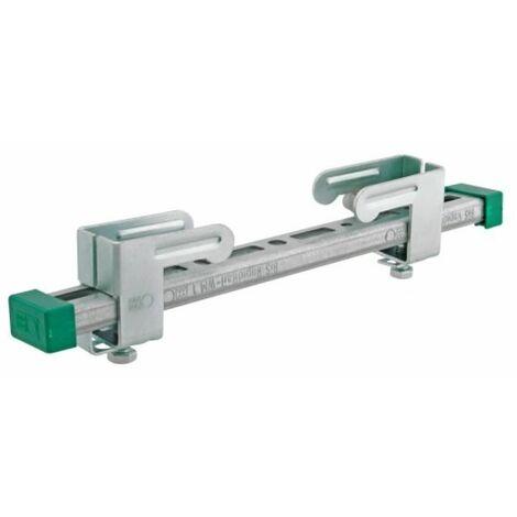Rail Bis WM1 Accroche tout, largeur 30 mm, longueur 300 mm