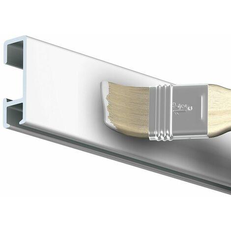 Rail cimaise Artiteq Click Rail - Blanc (Peut être peint) - 200 - Blanc (Peut être peint)