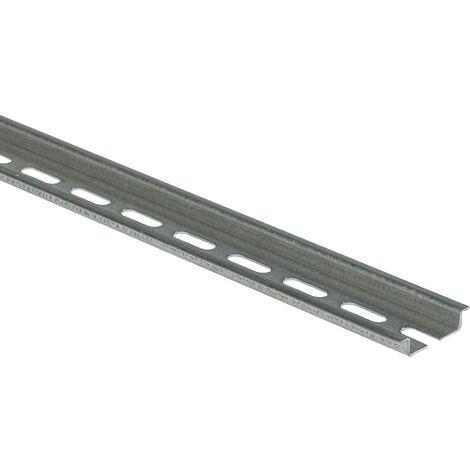 Rail d'appui en acier perfore' de 2mt pd35zf6