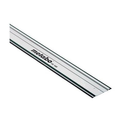 Rail de guidage Metabo FS160 longueur 160 cm Metabo 629011000 1 pc(s)
