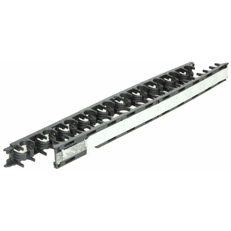 Le Sanitaire - Rail de montage à clipser SilverTec 16-22 mm autocollant