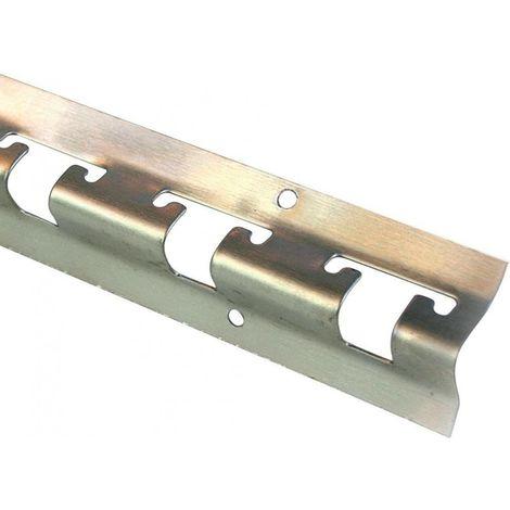 Raíl de suspensión PVC- banda 1000 mm