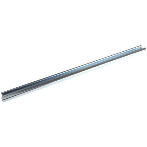 Rail DIN, 500mm x 32mm x 15mm Non fendu, G en Acier