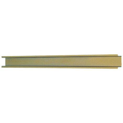 Rail DIN symétrique 10mm 2m (HAG A09800)