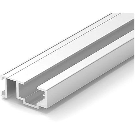 Rail haut / bas pour porte pivotante - SEED