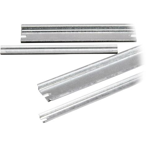 Rail non perforé Fibox 8524032 Tôle dacier 140 mm 1 pc(s)