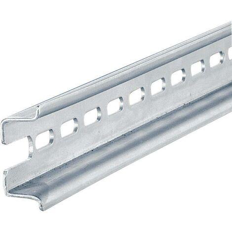 Rail perforé Rittal 4933.000 Tôle d'acier 455 mm 1 pc(s) S51339