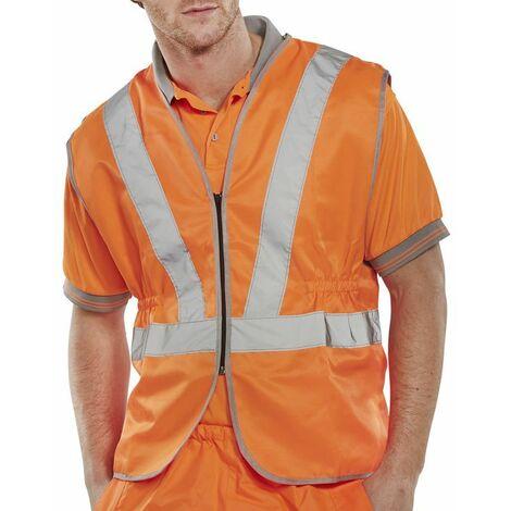 "main image of ""Rail Spec Clothing RAIL SPEC VEST XXXL"""