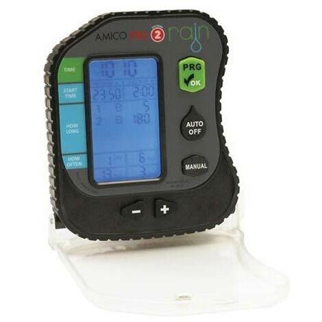 Rain Amico PRO2 2 zones de batterie Programmer